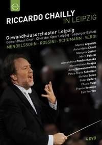 Riccardo Chailly in Leipzig