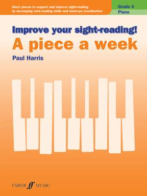 Harris, Paul: Piece a Week, A. Piano Grade 4