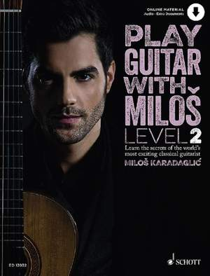 Play Guitar with Miloš Book 2