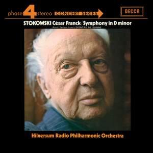 Franck: Symphony / Ravel: Fanfare from L'Éventail de Jeanne