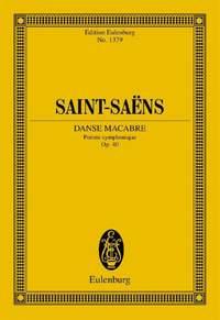 Saint-Saëns, C: Danse macabre op. 40