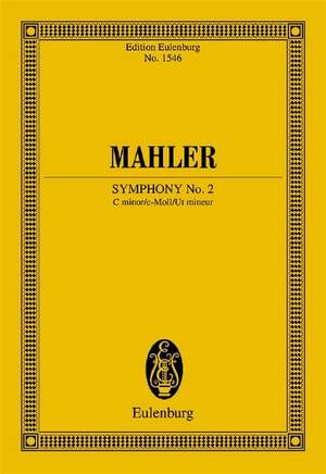Mahler, G: Symphony No. 2 C minor