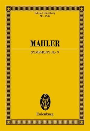 Mahler, G: Symphony No. 9