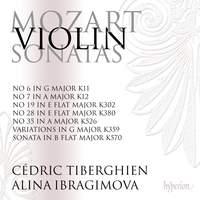 Mozart: Violin Sonatas Volume 5