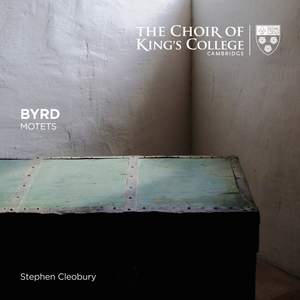 Byrd: Motets Product Image