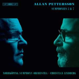 Pettersson: Symphonies Nos. 5 & 7
