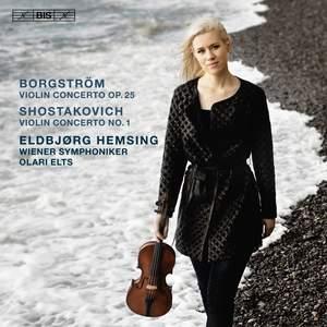 Borgström & Shostakovich: Violin Concertos Product Image