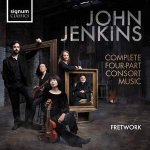 Jenkins, J: Consort Music for Four Parts
