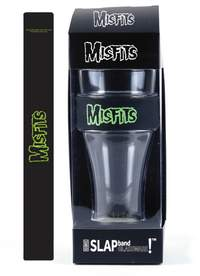 Misfits Slap Band Single Pint Glassware