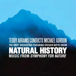 Michael Gordon: Natural History (Live)