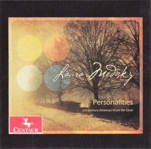 Personalities: 21st Century American Music for Oboe Product Image