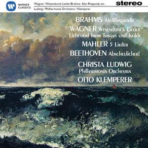 Brahms, Wagner, Beethoven: Christa Ludwig