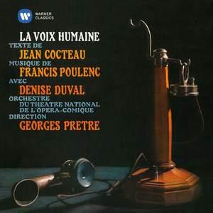 Poulenc: La voix humaine & Cocteau: Le bel indifférent