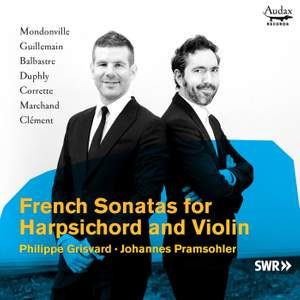 French Sonatas for Harpsichord & Violin Product Image