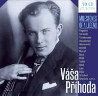 Váša Příhoda - Milestones of a Legend