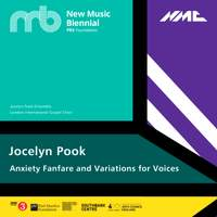 Jocelyn Pook: Anxiety Fanfare & Variations for Voices (Live)