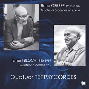Gerber & Bloch: String Quartets Product Image