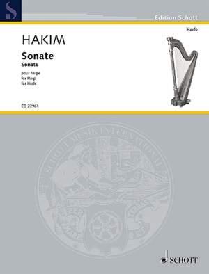 Hakim, N: Sonata