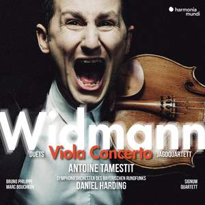 Widmann: Viola Concerto Product Image
