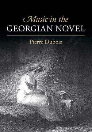 Music in the Georgian Novel Product Image