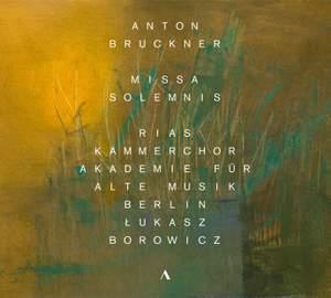 Bruckner: Missa Solemnis Product Image