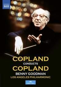 Copland conducts Copland