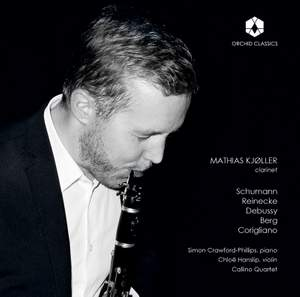 Mathias Kjøller: clarinet