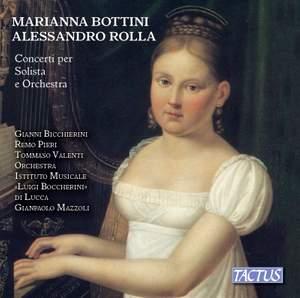 Marianna Bottini & Alessandro Rolla: Concerti per Solista e Orchestra Product Image