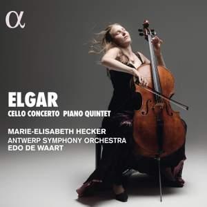 Elgar: Cello Concerto & Piano Quintet Product Image