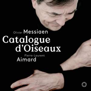 Messiaen: Catalogue d'oiseaux Books 1-7 Product Image