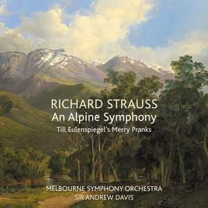 Richard Strauss: An Alpine Symphony & Till Eulenspiegel's Merry Pranks Product Image