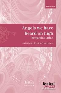 Harlan, Benjamin: Angels we have heard on high