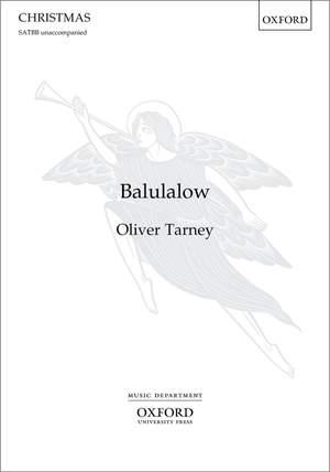 Tarney, Oliver: Balulalow