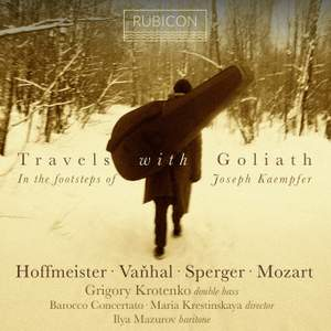 Travels with Goliath Product Image