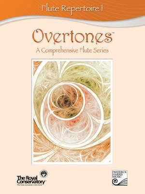Overtones - Flute Repertoire 1