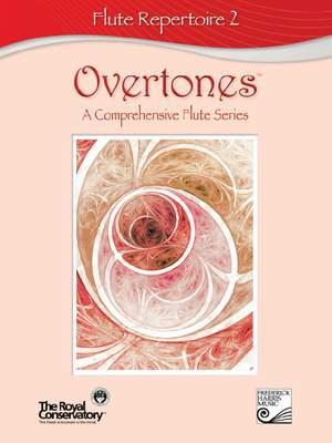 Overtones - Flute Repertoire 2