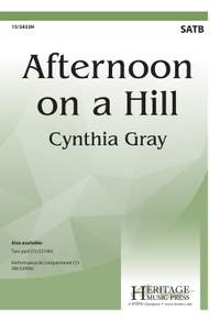Cynthia Gray: Afternoon On A Hill