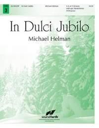 Michael Helman: In Dulci Jubilo