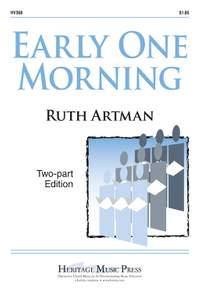 Ruth Artman: Early One Morning