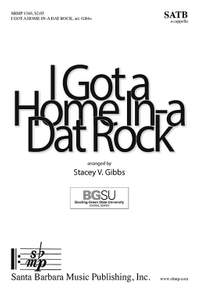 Stacey V. Gibbs: I Got A Home In A Dat Rock