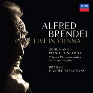 Alfred Brendel: Live in Vienna