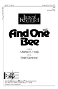 Charles K. Hoag: And One Bee