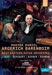 West-Eastern Divan Orchestra at the BBC Proms
