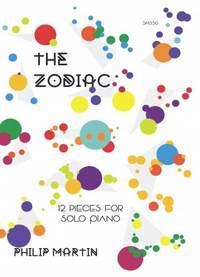 Philip Martin: Zodiac Pieces for Piano