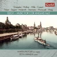 Elegy: Music for Cor Anglais Vol. 2