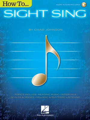 Chad Johnson: How to Sight Sing