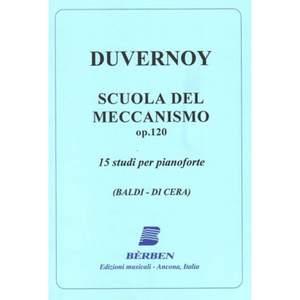 Jean-Baptiste Duvernoy: Scuola Del Meccanismo Product Image