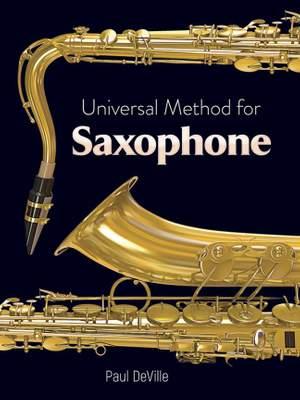 Paul DeVille: Universal Method for Saxophone