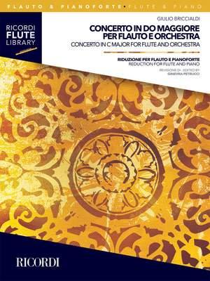 Giulio Briccialdi: Concerto in do maggiore per flauto e orchestra