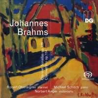 Brahms: Clarinet Sonatas & Clarinet Trio